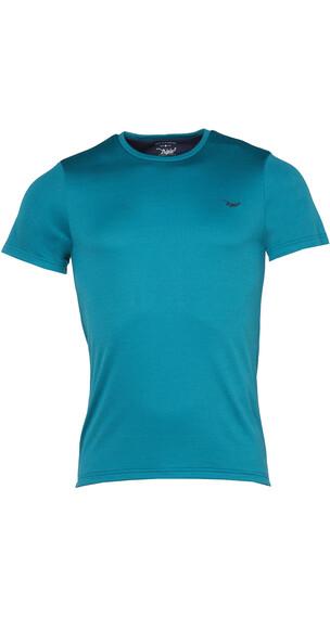 Triple2 TUUR t-shirt turquoise